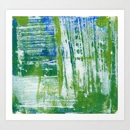 Abstract No. 86 Art Print