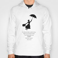 mary poppins Hoodies featuring Mary Poppins - A Game by 10eart
