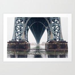 Underbelly Art Print