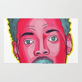 CHANCE THE RAPPER Rug