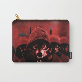 Wolf at your door Carry-All Pouch