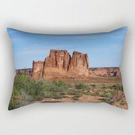 A Beautiful Place Rectangular Pillow