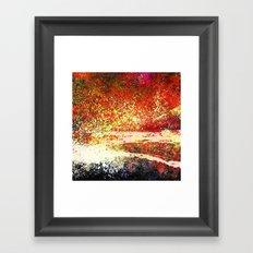 Hollowfield Four Months Framed Art Print