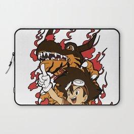 Digimon digital monster Laptop Sleeve