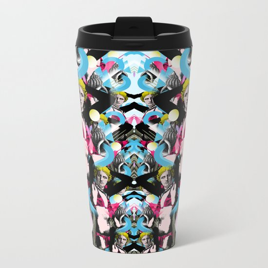 PANDORA Metal Travel Mug