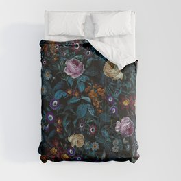 Night Garden XXXIII Comforters