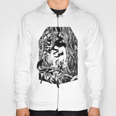 'The Erl King will do you grievous harm' Hoody