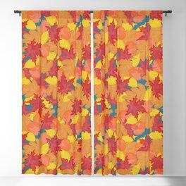 Bright Fall #society6 #fall Blackout Curtain