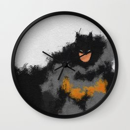 The World's Greatest Detective Wall Clock