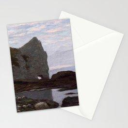 Claude Monet - Étretat Stationery Cards