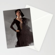 Figure Study Stationery Cards