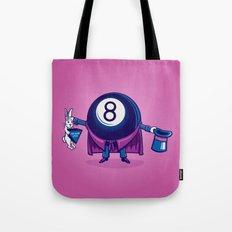 The Magic Eight Ball Tote Bag