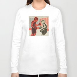 Playing Nice Long Sleeve T-shirt