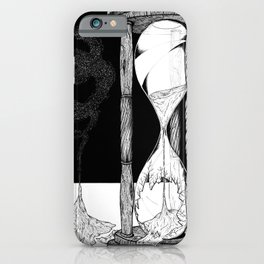Every Last Second iPhone Case