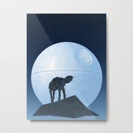 Howl at at the Moon Metal Print