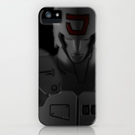Plawres Sanshiro Juohmaru iPhone Case