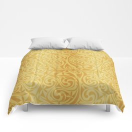 Celtic Warlord gold Comforters