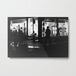 Piccadilly, London Metal Print