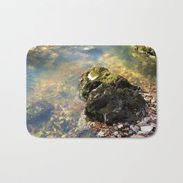 Alone in Secret Hollow with the Caves, Cascades, and Critters, No. 9 of 20 Bath Mat