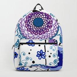 Ka-BLUE-ie! Backpack