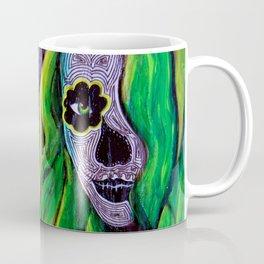 Citrus Sugar Skull Coffee Mug