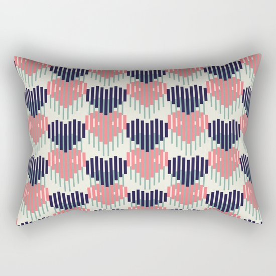 Give me some love Rectangular Pillow