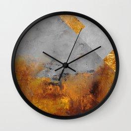 Modern Mountain No6-P1 Wall Clock