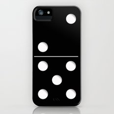 Domino iPhone (5, 5s) Slim Case