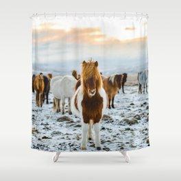Nordic Wild Shower Curtain