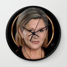 Carrie Wall Clock