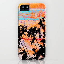 Lunn Series 1 of 4 iPhone Case