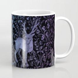 Medieval Botanical & Bestial Tapestry Coffee Mug