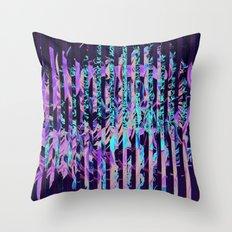 Flowr_04 Throw Pillow