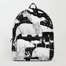 Polar gathering Backpack