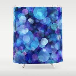 Bubbles005_by_JAMFoto Shower Curtain