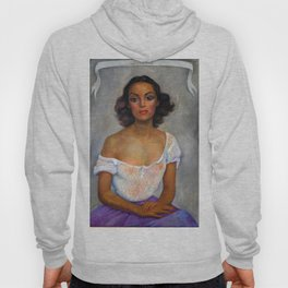 1938 Classical Masterpiece 'Dolores Del Rio' by Diego Rivera Hoody