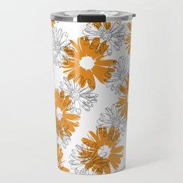 Floralz #21 Travel Mug