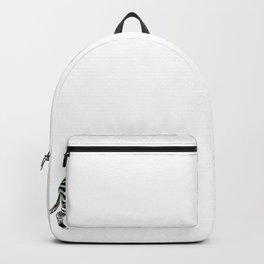 Zebra : Not alone Backpack