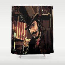 Gangs of New York Shower Curtain
