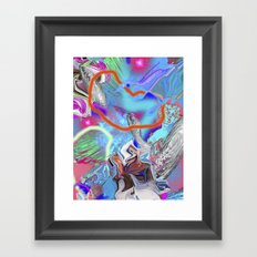 Day Light Framed Art Print