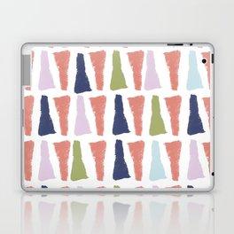 PAINT TRIANGLES Laptop & iPad Skin