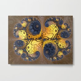 Wing Foundry Metal Print