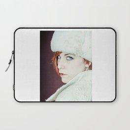 The foxy russian woman Laptop Sleeve