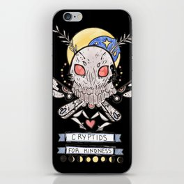 Cryptids for Kindness iPhone Skin