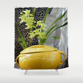 What The Future Holds Shower Curtain