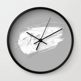 Horses - Summer Morning Wall Clock