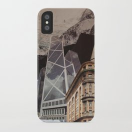 In the Middle of Somewhere iPhone Case