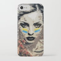 ukraine iPhone & iPod Cases featuring Ukraine, Stand Up! by AsyaCreativeArt