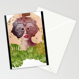Optical Lust Stationery Cards
