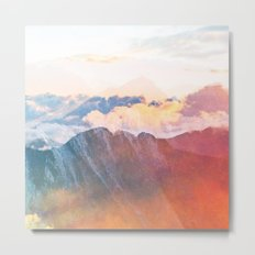 Mountain Glory #society6 #decor #buyart Metal Print
